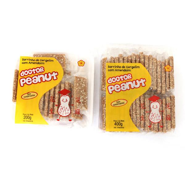 Barrinha de Gergelim Com Amendoim Dr. Peanut