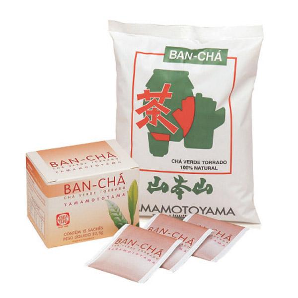 Chá Verde Torrado Banchá Yamamotoyama