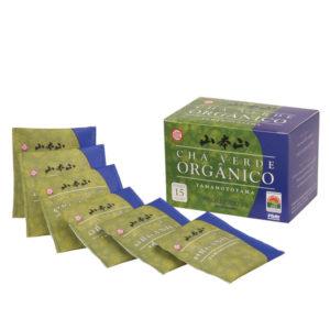 Chá Verde Organico Yamamotoyama