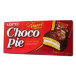 Chocopie Lotte 6un