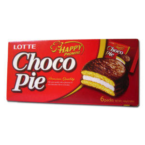Chocopie Lotte 6un