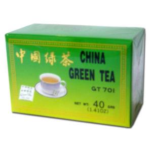 Green Tea Chá Verde Globo Sache