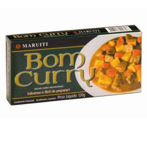 Molho Instantaneo Bom Curry Maruiti