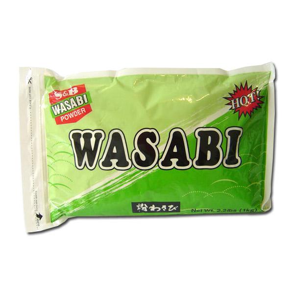 Wasabi S&b Raiz Forte Pó 1kg