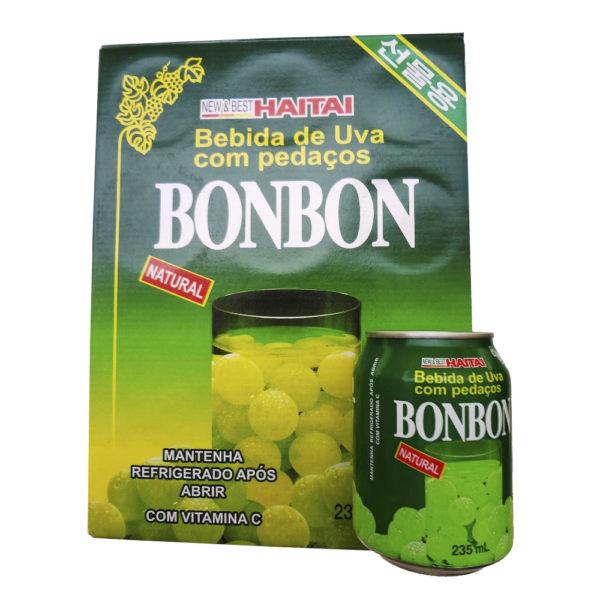 Suco Haitai Bonbon de Uva