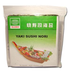 Globo Yaki Sushi Nori 50fls