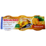 Gelialgas Gelatina de Agar-Agar Abacaxi
