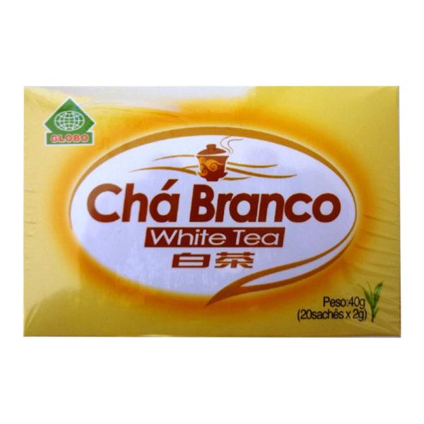 Chá Branco Globo sachë