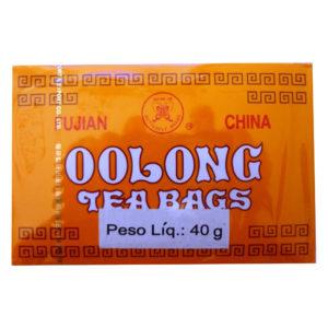 Chá Oolong Fujian sache