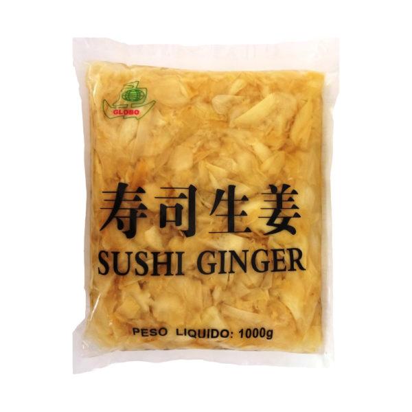 Conserva de Gengibre Sushi Ginger