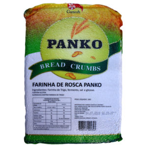 Panko Ganesh Bread Crumbs Farinha de Rosca