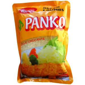 Panko Woomtree Bread Crumbs Farinha de Rosca