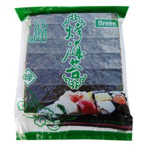 Green Yaki Sushi Nori 50fls