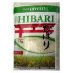 Hibari Arroz Oriental Curto 1kg