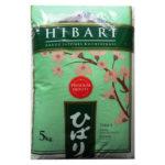 Hibari Arroz Oriental Curto Koshihikari 5kg