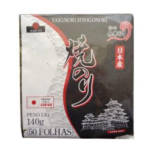 Maruiti Hyogonori Yaki Sushi Nori 50fls