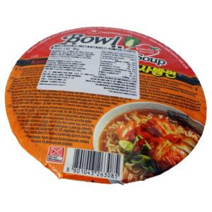 Nongshim Macarrão Instantâneo Kimchi