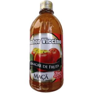 Senhor Viccino Vinagre de maçã zero açúcar