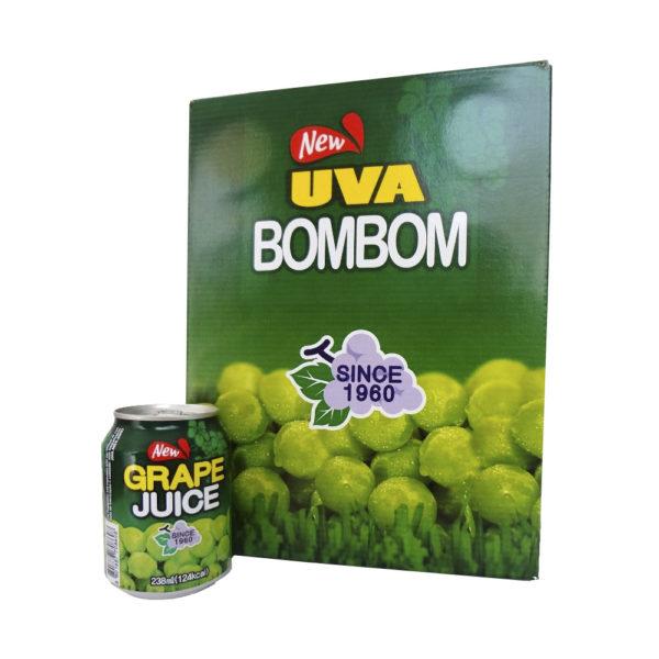 Suco Bombom de Uva