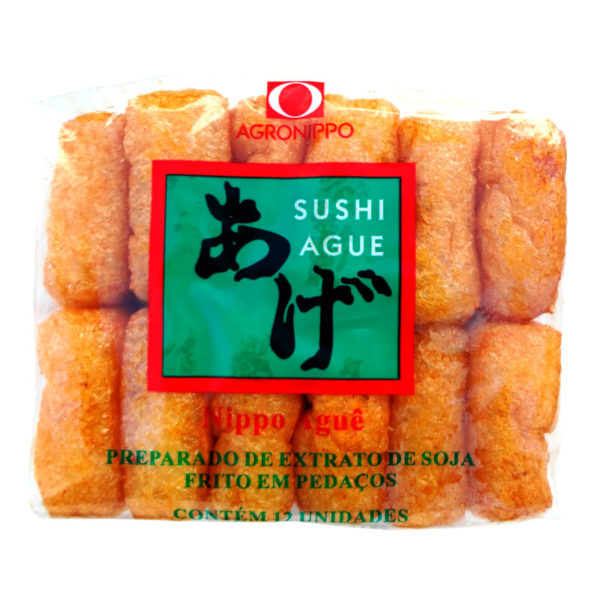 Aguê Sushi – Tofu Frito