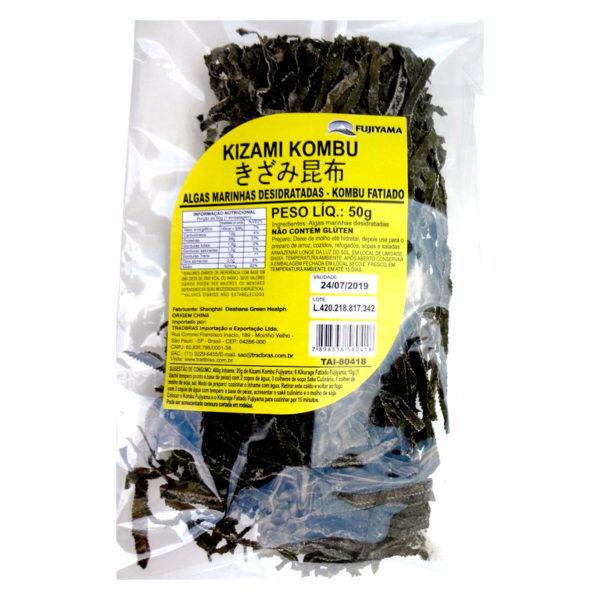 Alga Kombu Kizami