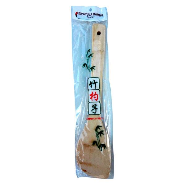 Espatula de Bambu