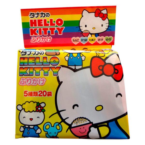 Furikake Hello Kitty Tanaka