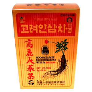 Ginseng Korean Tea Gold