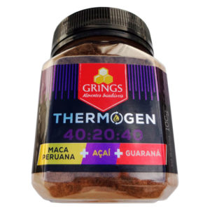 Grings Thermogen Maca Pruana+Açai+Guaraná