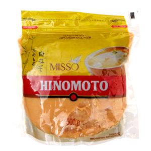 Hinomoto Massa de Soja Misso Claro