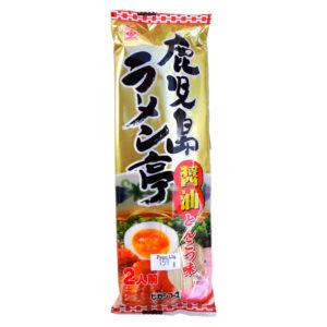 Kagoshima Lamen Shoyu Tonkotsu
