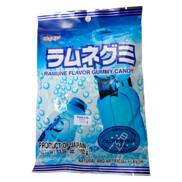 Kasugai Ramune Flavor Gummy Candy