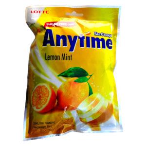 Lotte Bala Anytime Limão