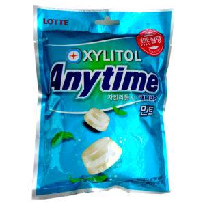 Lotte Bala Anytime Xylitol de Leite