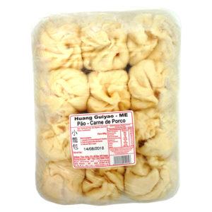 Nikuman - Pão no Vapor - Sabores