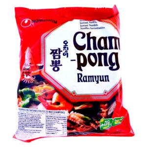 Nongshim Macarrão Instantaneo Champong Ramyun