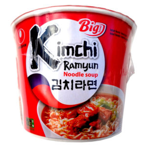 Nongshim Macarrão Instantaneo Kimchi Big Bowl