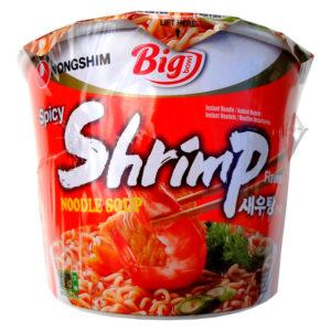 Nongshim Macarrão Instantaneo Shrimp Big Bowl
