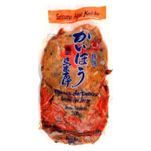 Satsuma Ague Kai-Ho - Massa de Peixe