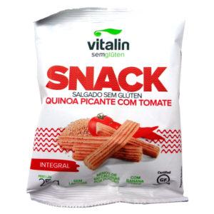 Vitalin Snack Quinoa Picante Integral