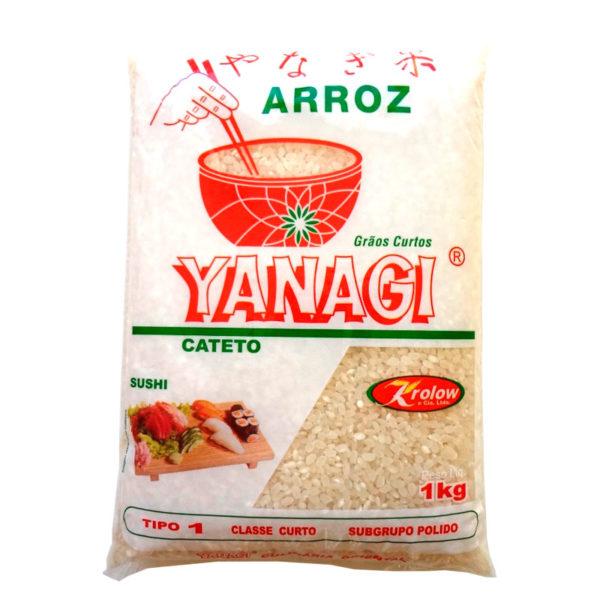 Yanagi Arroz Oriental Cateto Curto