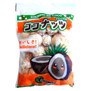 Yokomizo Sembe Bolinho de Coco