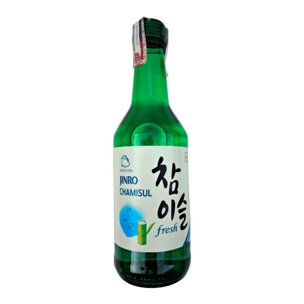 Soju-Jinro-Fresh