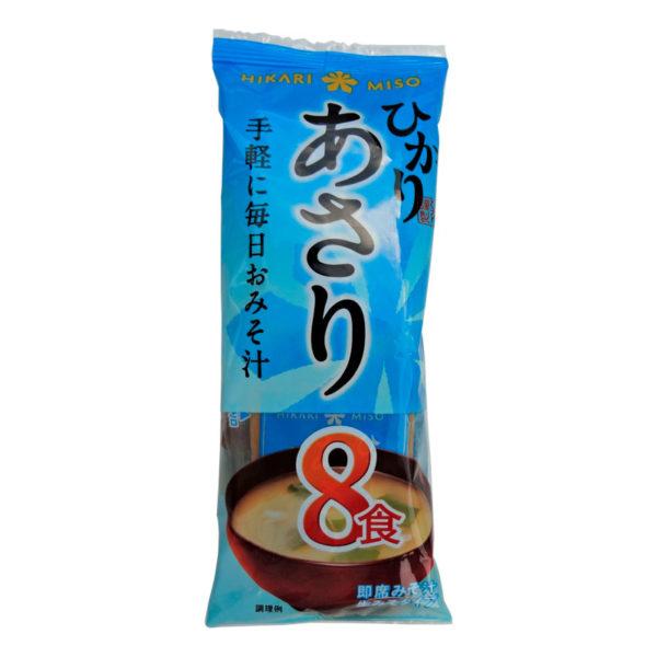 hikari-misoshiro-com-vongole-instantâneo